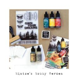 Ranger – Tim Holtz Distress alkohol ink kit