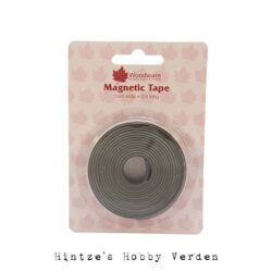 Woodware – Magnetic tape