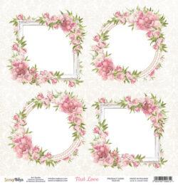 ScrapBoys – Scrapark – 30,5 x 30,5 cm – First Love 05