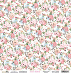 ScrapBoys – Scrapark – 30,5 x 30,5 cm – Sweet Ballet 05