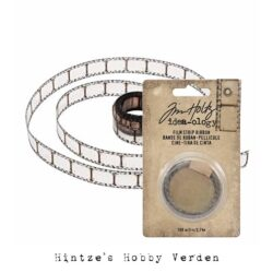 Idea-ology Tim Holtz Filmstrip Ribbon