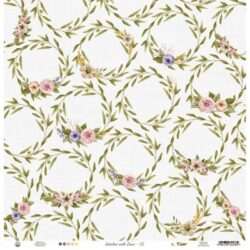 Piatek13 – Scrapark – 30,5 x 30,5 cm – Stitched with love 02