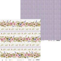 Piatek13 – Scrapark – 30,5 x 30,5 cm – Stitched with love 03
