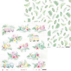 Piatek13 – Scrapark – 30,5 x 30,5 cm – Paper Summer vibes 03