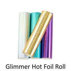 Glimmer Hot Foil Roll