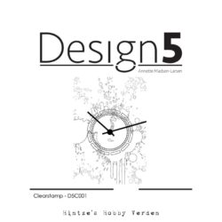 Design5 Stempel – Mixed Media – Watch