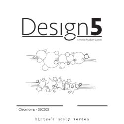 Design5 Stempel – Mixed Media – Borders