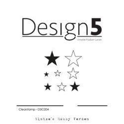 Design5 Stempel – Basis – Magical Stars
