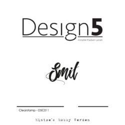Design5 Stempel – Smil
