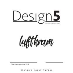 Design5 Stempel – Luftkram