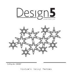 Design5 Die – Stars