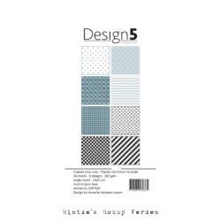 Design5 – Paperpad – Slim Card – Night Sky
