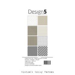 Design5 – Paperpad – Slim Card – Cosmic Latte