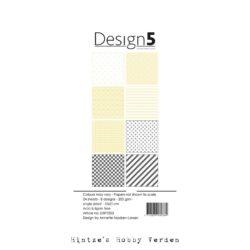 Design5 – Paperpad – Slim Card – Star Dust