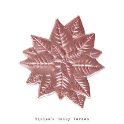 SIZZIX 3D EMBOSSINGFOLDER – Poinsettia