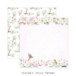 ScrapBoys – Scrapark – 30,5 x 30,5 cm – Flower dreams 01