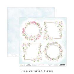 ScrapBoys – Scrapark – 30,5 x 30,5 cm – Flower dreams 03