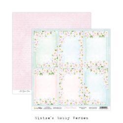 ScrapBoys – Scrapark – 30,5 x 30,5 cm – Flower dreams 05
