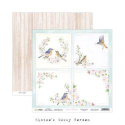 ScrapBoys – Scrapark – 30,5 x 30,5 cm – Flower dreams 06