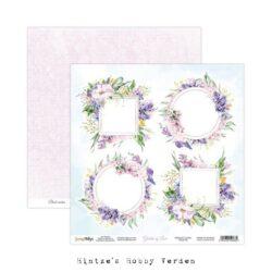 ScrapBoys – Scrapark – 30,5 x 30,5 cm – Garden of love 03