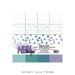 NHH – Paperpad – 15 x 15 cm – Splash Mint