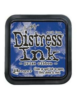 Stor Distress Ink Prize Ribbon