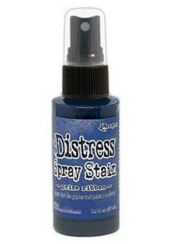 Distress Spray Stain Prize Ribbon