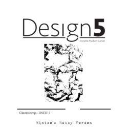 Design5 Stempel – Mixed Media – Thai Earth