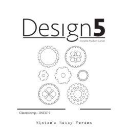Design5 Stempel – Small Gears