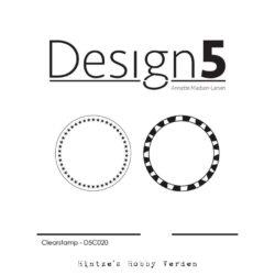 Design5 Stempel – Circles