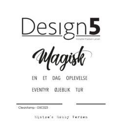 Design5 Stempel – Magisk