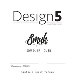 Design5 Stempel – Smuk