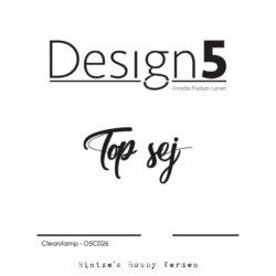 Design5 Stempel – Top Sej