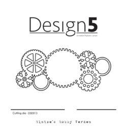 Design5 Die – Gears