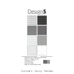 Design5 – Paperpad – Slim Card – Intergalactic Grey