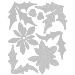 Sizzix/Tim Holtz Die – Seasonal Sketch