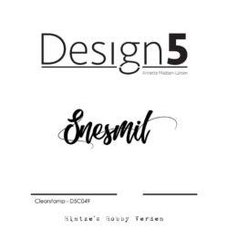 Design5 Stempel – Snesmil