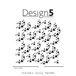 Design5 Stencil – Triangles