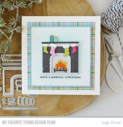 My Favorite Things Paperpad 6 x 6 inch – Cheerful Plaid
