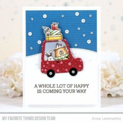 My Favorite Things Paperpad 6 x 6 inch – Keep Me in Stitches