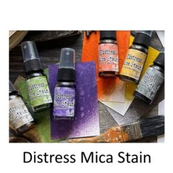 Distress Mica Stain