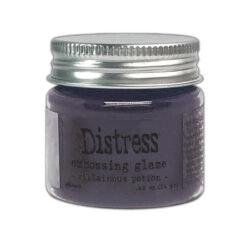 Distress Embossing Glaze Villainous Potion